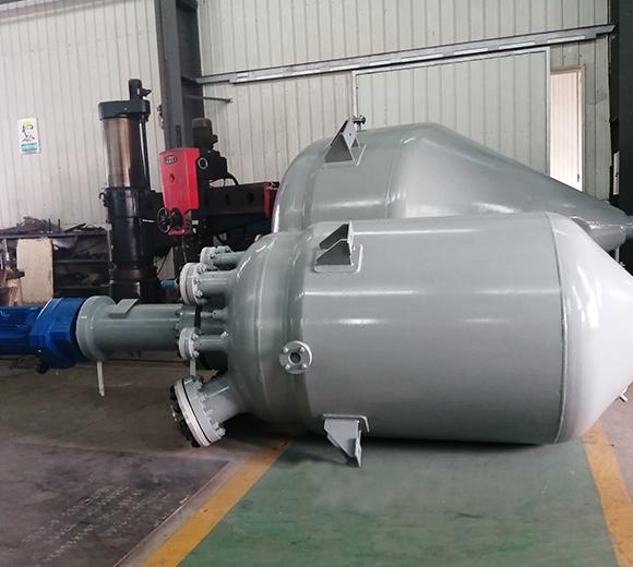 生产型聚合反应釜
