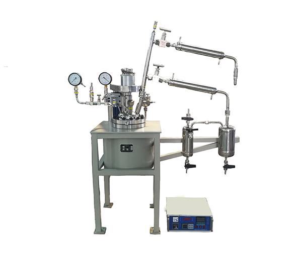实验室酯化缩聚反应釜