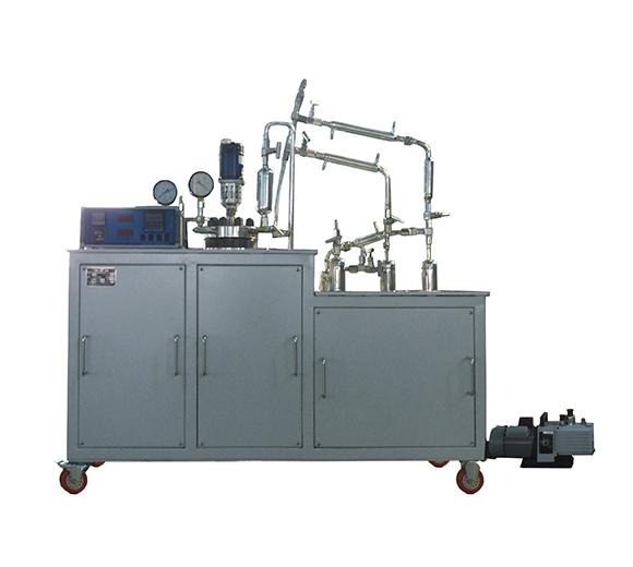 聚合反应釜装置
