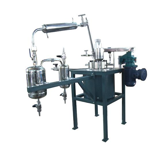实验室减压蒸馏反应釜